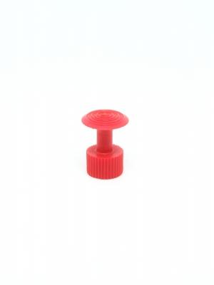 Adaptér vytahovací červený pr. 16mm