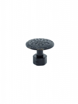 Adaptér vytahovací černý o 15mm